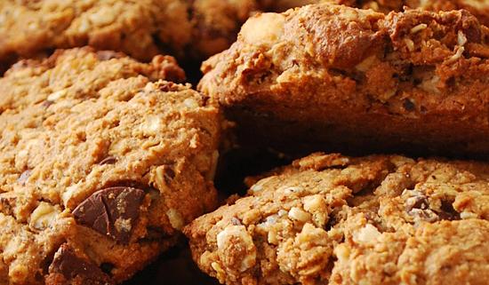 Lien vers les biscuits sucrés à la châtaigne