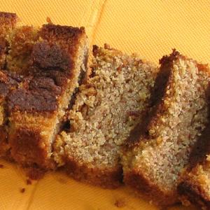 Gâteau moelleux au zeste d'orange