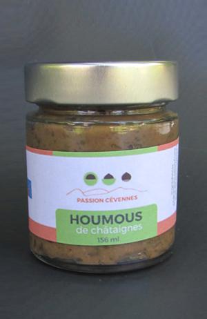 Houmous de Châtaigne