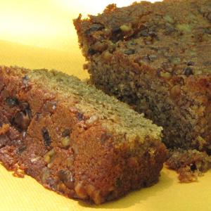 Gâteau moelleux à la châtaigne et aux noisettes