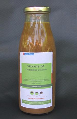 Velouté Châtaigne-Potiron