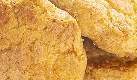 Lien vers les biscuits sucrés mélange de farine