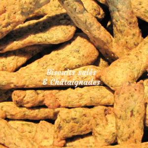 Biscuits salés, Châtaignades