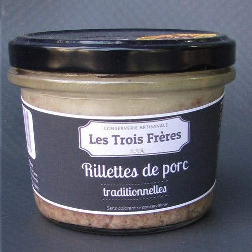 Rillettes de porc tradition